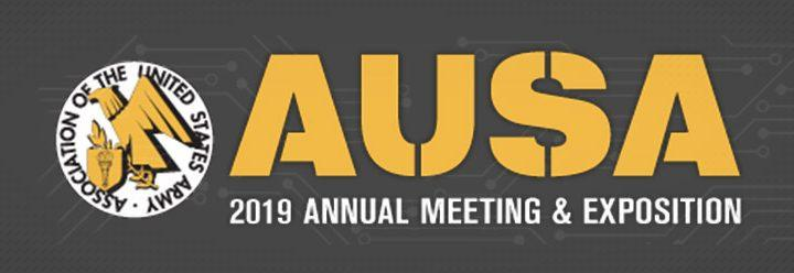 AUSA Annual Meeting & Expo 2019