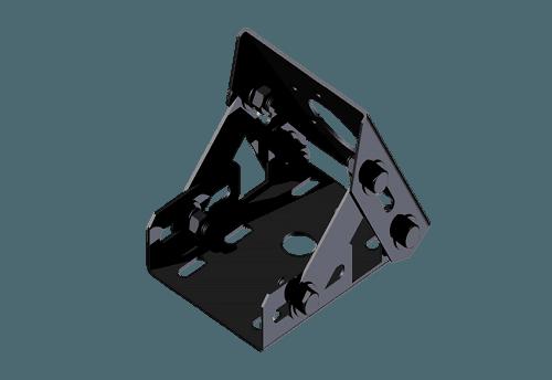 UM002 Mounting Bracket- 3