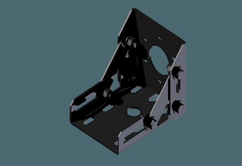 UM002 Mounting Bracket- 4