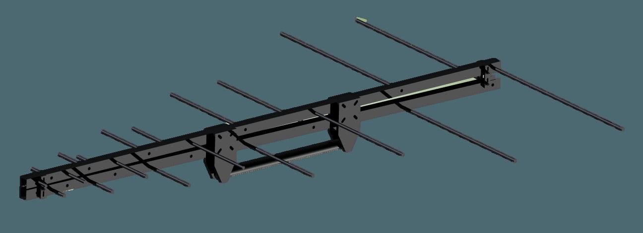 100-1000 MHz (1Y07800) FXLP100X10