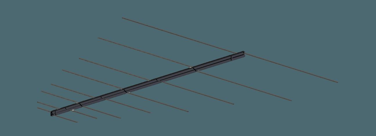 25-90 MHz – FXLP25X4