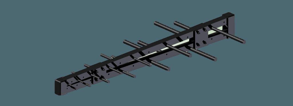 500-2500 MHz – FXLP500X5